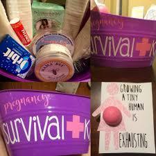 pregnancy survival kit survival kits pinterest survival kits