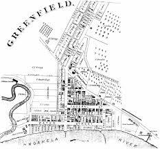 Washington County Maps by Washington County Genealogy Pagenweb Project Map Greenfield East