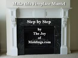 How To Build Fireplace Surround by Fireplace Mantels Archives The Joy Of Moldings Com