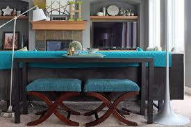 sofa table how to style a sofa table