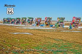 cadillac ranch carolina travel