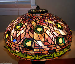 best stained glass replacement lamp shades good looking stained