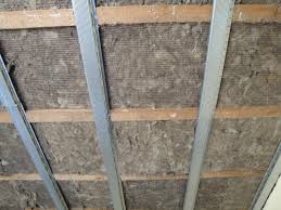 Sound Insulation Basement Ceiling by 19 Sound Insulation Basement Ceiling Mass Loaded Vinyl Home
