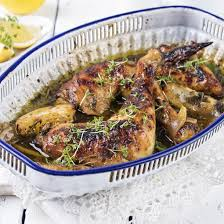 cuisiner l ail recette poulet rôti à l ail et au citron