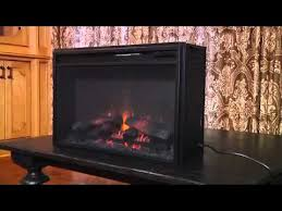 Electric Fireplace Insert Classicflame 26
