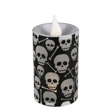 Haunted Halloween Gift by Halloween Candles And Flameless Candles Halloween Wikii