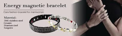 man magnetic bracelet images 2017 health power energy germanium bio magnetic bracelet for men jpg