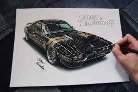 car drawing this guy creates hyper realistic car drawings and it u0027s awesome