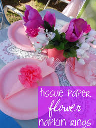 Making Flowers Out Of Tissue Paper For Kids - 31 best new images on pinterest tissue paper flowers parties