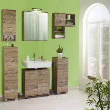 badezimmer set günstig badezimmer set 6 tlg silberfichte 50693 schildmeyer badmöbel
