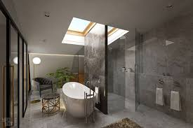 Interesting Design Ideas For Adding Skylights To Your Bathroom - Toronto bathroom design