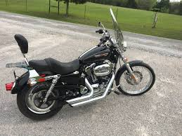 harley davidson sportster 1200 in alabama for sale used