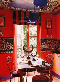 Red Dining Room Chair by Brilliant 90 Red Dining Room Decoration Decorating Inspiration Of