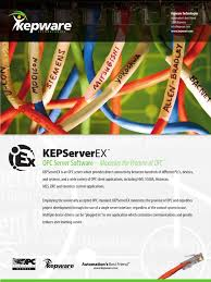 brochure kepware device driver microsoft windows