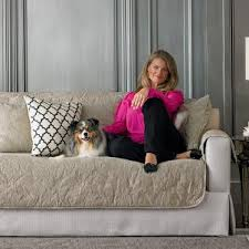 Leather Sofa And Dogs Pet Friendly Sofas Melpomene Org