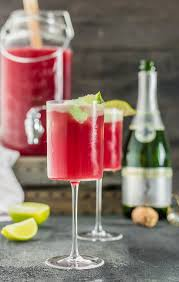 punch recipes for thanksgiving cranberry limeade holiday champagne punch the cookie rookie