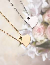 personalized heart pendant personalized heart pendants ltd commodities