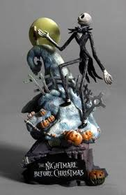 the nightmare before skellington formation arts