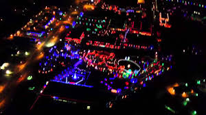 broken arrow christmas lights christmas lights over rhema bible search youtube