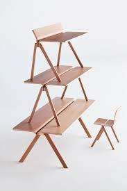 bureau bouroullec bureau en chêne design scandinave par ronan erwan bouroullec