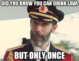 Did You Know That Meme - captain obvious imgflip