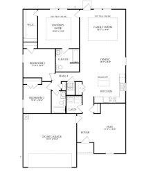 brookmere new home plan fort worth tx centex home builders