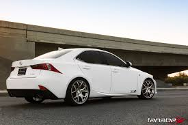 lexus is 250 lowered 2014 lexus is350 f sport on tanabe springs and gtv03 wheels more