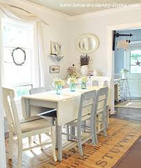 country dining room ideas summer decorating ideas for the dining room town country living