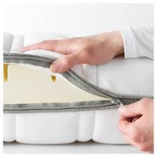 materasso matrimoniale ikea prezzi malvik materasso in schiuma 90x200 cm rigido bianco ikea