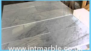 Carrara Marble Floor Tile Marble Tile Italian Polished Bianco C Carrara Marble Floor And