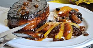 cuisiner tournedos plancha de rôti en tournedos de bœuf mélange gascon et poires pour