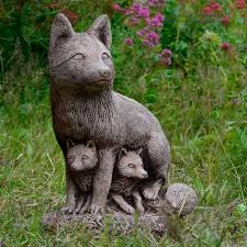 122 best garden ornaments statues images on garden