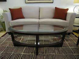 coffee table glass replacement ideas view photos of oval shaped glass coffee tables showing 20 of 20 photos