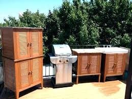 diy outdoor storage cabinet how to build outdoor cabinets perfect decoration how to build