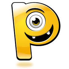 Mondspeer Deviantart - smiley alphabet p by mondspeer on deviantart