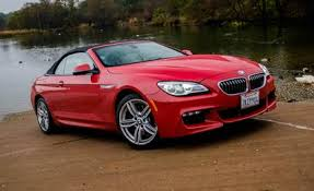 bmw convertible second bmw 6 series reviews bmw 6 series price photos and specs car