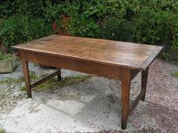 Best HarvestFarm Tables Images On Pinterest Farm Tables - Farmhouse kitchen table with drawers