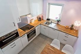 kche wei mit holzarbeitsplatte küchenarbeitsplatte weiß poolami weiße arbeitsplatten in