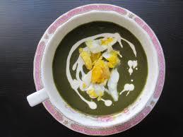 cuisiner l oseille fraiche щавелевый суп velouté à l oseille recette russe tortore
