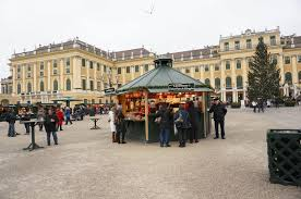 schoenbrunn christmas market at the vienna palace gift guide