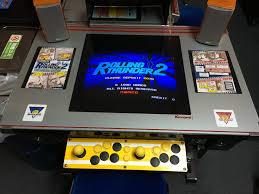 japanese arcade cabinet for sale arcade road trip natsuge museum akihabara tokyo gaming moe