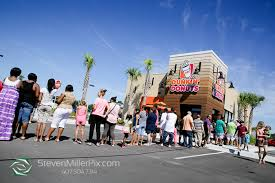 orlando photographers avalon park event photographers dunkin donuts grand opening