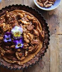 the best 29 vegan thanksgiving dessert recipes caramel pecan pie