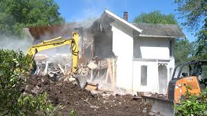 one historic bentonville home demolished another set to be razed