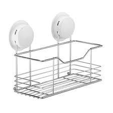 Suction Cup Bathroom Shelf Aliexpress Com Buy Bathroom Storage Shelf Suction Cup Stainless