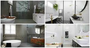 bathroom design awesome modern bathroom decor ideas white