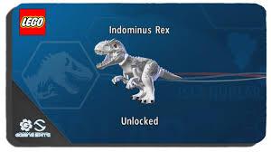 tutorial lego jurassic world ps3 lego jurassic world how to unlock indominus rex dinosaur character