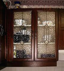 decorative glass inserts for kitchen cabinets stained glass for kitchen cabinets leaded and stained glass for