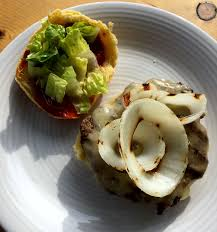 ideas in food water burger