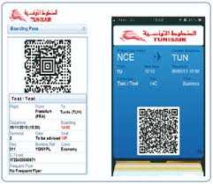 tunisair siege web mobile checkin